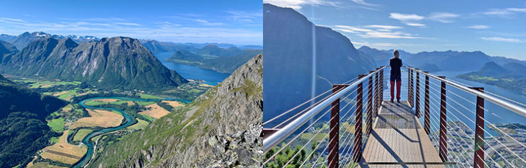Tour de Trollstigen and Romsdalseggen