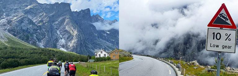 Trollveggen, Romsdalen, Norway