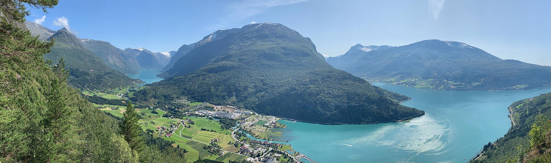Loen, Via Ferrata, Norway